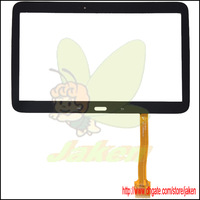 Black Touch Screen Glass Digitizer Replacement For Samsung Galaxy Tab 3 10.1'' P5210 Replacement Free By China Air Post 1PCS/Lot