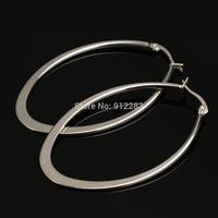 2014 HOT SALE NEW SUPPER DEAL Waterdrop Stainless Steel Dangle Earrings 10paris/lot,Fashion Earrings