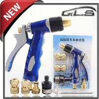high pressure stainless steel water gun quality free shipping car washer window wash gun garden cleaning tool