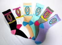 Odd Future Socks High Quality Thicken Version Odd Future Donut Socks For Hip Hop Girls Boys /Golf Wang