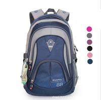 New 2014 Fashion Preppy Style men's backpacks Polyester women Backpack school bag travel bags backpack