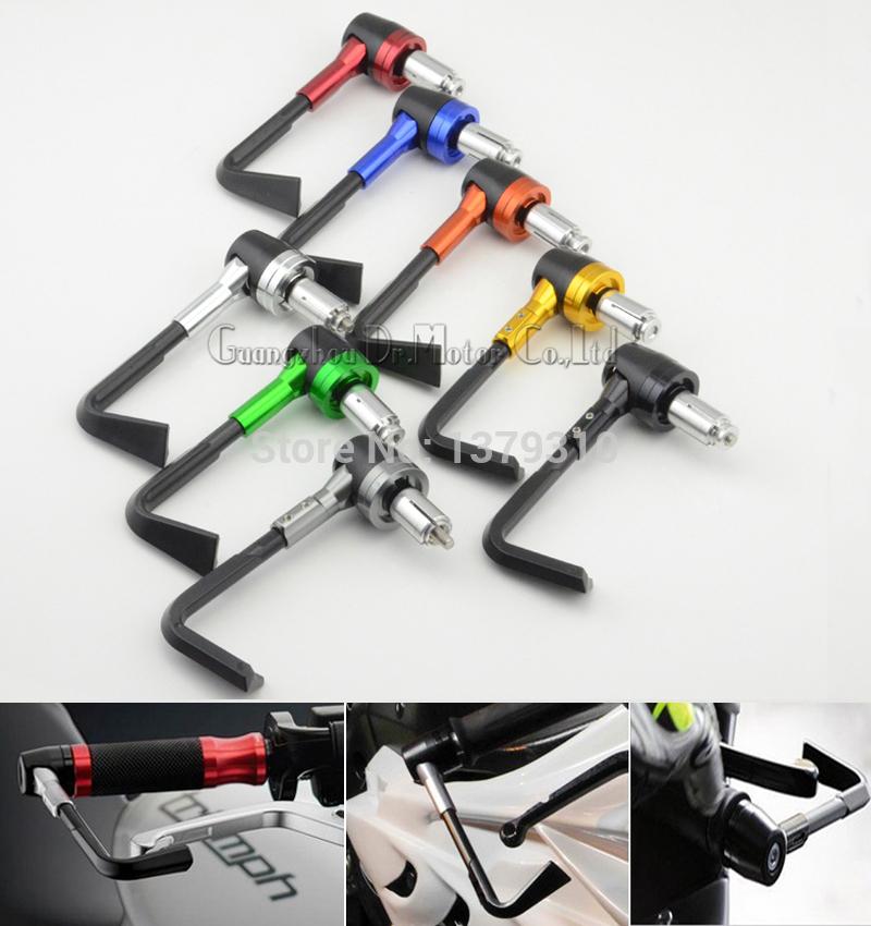 Apertos Universal 7/8 '' 22 mm Handle Bar Proguard sistema de freio embraiagem protect guard para DUCATI Monster 695 696 796 821 1200(China (Mainland))