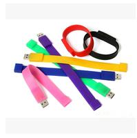 100% real capacity Silicone Bracelet Wrist Band 16GB 32GB 8GB 64GB USB 2.0 USB Flash Drive Pen Drive Stick U Disk Pendrives