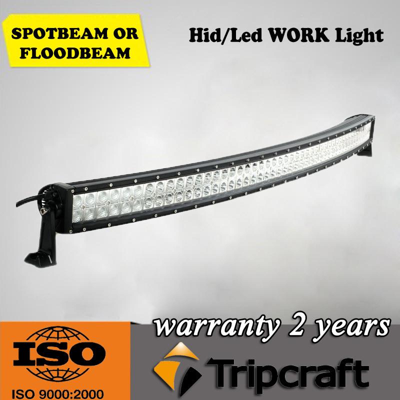 Waterproof Auto 120w Curve LED work light bar EPISTAR 120W spot pattern and combo pattern high quality radians(China (Mainland))