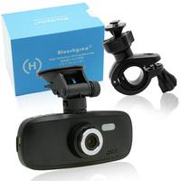 Free Shipping!Capacitor G1W-C Car Dash Camera DVR NT96650 Chip AR0330 Lens W/Free Mirro Mount