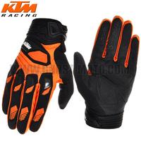 Free Shipping Brand New KTM 2014 Deflector Racing Glove for ATV MTB MX DH mountain bike motorcycle motorbike motocross glove