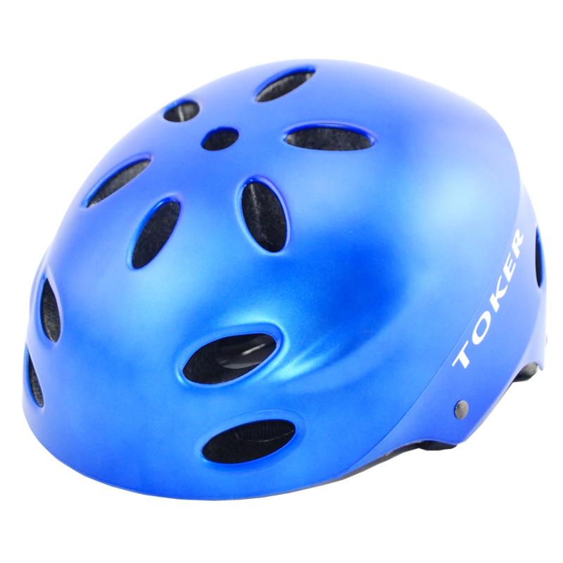 High Quality Toker Professional BMX Mountain Bike/trek Bicycle Mountain Ride Helmet Skateboard Skating/hip-hop Helmet S/M/L(China (Mainland))