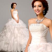 Angel wedding,spring Korean bra bride lace dress 2014 the latest fashion wedding dress