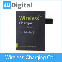Qi Wireless Charging Receiver coil for Samsung Galaxy Note II 2 N7100