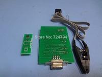 upa eeprom board+eeprom adapter+soic 8con SOP8 24C 93C SPI BIOS FLASH programming free shipping