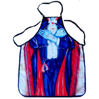 "Newest COOKING APRON Novelty Funny SEXY women men vampire DINNER PARTY  unisex cosplay gift  free shipping 22""*28"" Halloween"
