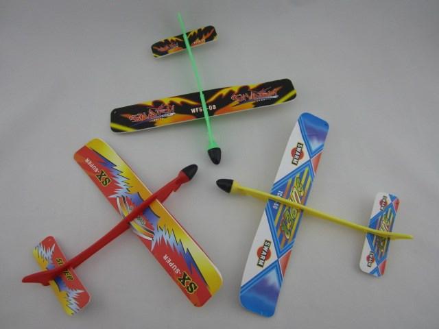 diy rubber band aangedreven vliegtuig modelvliegtuigen gemonteerd puzzel wetenschap speelgoed bijzonder geschenk voor kinderen(China (Mainland))