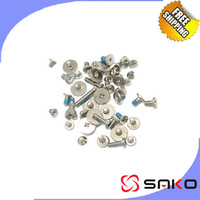 10 pcs/lot 4S screw set whole screw for iPhone 4s wholesale 4s full screws replacement