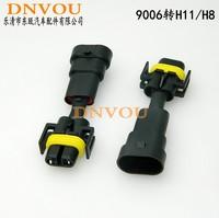 9006 h8 9006 h11 9005 h11 h8 fog lamp converter cable lamp base plug-in