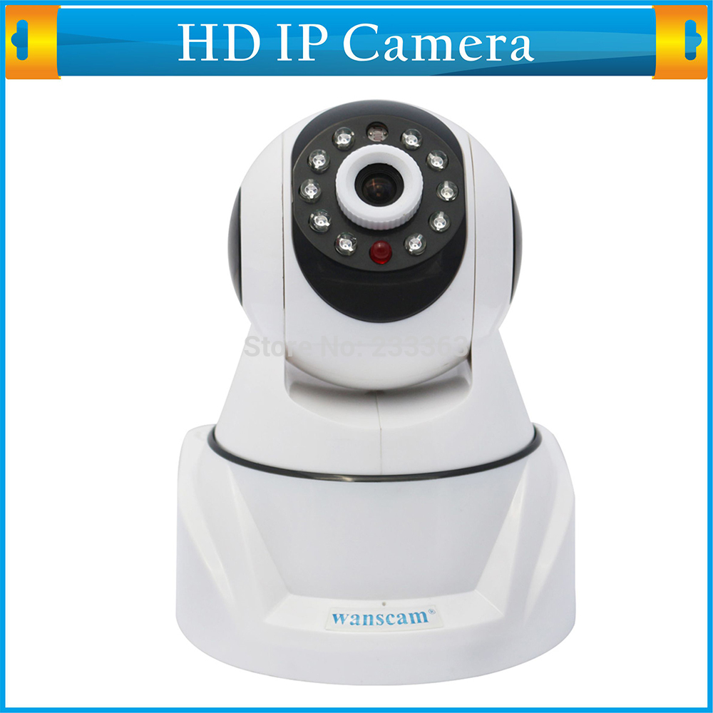 Камера наблюдения Wanscam 720P P2P IP/cctv HD Wifi iPhone Android WSC-0030 камера наблюдения trek ai ball wifi ip iphone ios android sc001 p28 cctv sc001