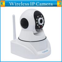 Wanscam 720P Wifi Video Audio CCTV Network TF Card Slot IP Home Security Surveillance Camera Megapixel IR Night Vision Wireless