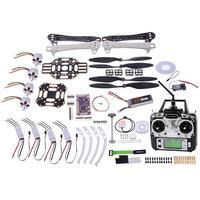 10 in 1 F450 RC Quadcopter Multirotor Frame Kit 4-axis Frame Kit w/ Landing Gear Skid Set Quadcopter  21733
