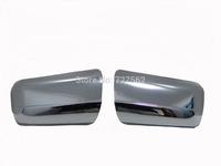 Chrome Mirror Cover Fits For Mercedes Benz W210 E-Class (1995-2003)