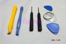 7 in 1 Precision Phone DIY Opening Repair Pry Tools Star Pentalobe Torx Screwdriver Set Kit  S1082