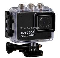 Original AT200 Action Camera Diving 50M Waterproof Camera Wifi Remote Control 1080P 5MP Full HD Underwater Sport Cameras