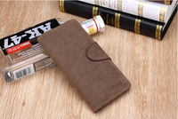 Brand Fashion Men's Genuine Leather Wallet Clutch Purse Sport Travel Long Wallets Bag Wholesale Wallets Grind Arenaceous B 004