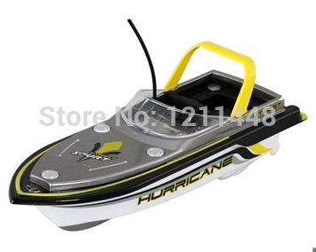 Hot 13cm Radio Control Mini RC Boat 777-218 (Yellow)(China (Mainland))