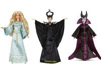 100 Genuine Original Brand Classic Maleficent / Dark Beauty Maleficent / Aurora  Dolls for Girls / Christmas Birthday Gift Toys