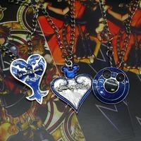 free shipping japan anime Kingdom Hearts cosplay necklace set (10set a lot)b2625