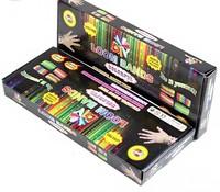 Best promotion Price loom bands Kit DIY looming Children Handmade Rubber Band Bracelet kits Hot christmas gift present