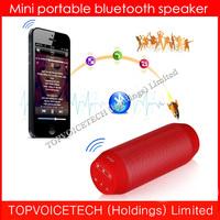 2pcs 2014 newest bluetooth speaker BQ-615,mini Wireless Bluetooth Speaker with LED flash light,fm,usb,tf card, freeshipping