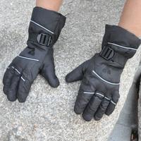 2014 New Electric bicycle motorcycle thermal windproof outdoor haoshun waterproof skiing gloves