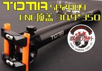 New bicycle seat post bike seat tube MTB bike seat post 30.9*350mm  FREE SHIPPING 5 COLORS