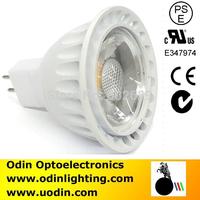 Super bright 5w 400lm LED MR16