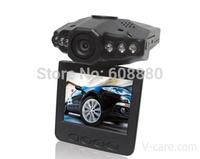 Car DVR,car recorder,black box,full HD,1080P,2.5'' TFT,140 degree wide angle,6 IR LED Night vision Novatek,G-sensor,CE approval!