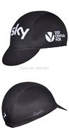 Black Sky Team Cycling CAP Le Tour De France clothing Hood Bike Riding Sportsweart Headgear Hot sale hat cool Sportswear