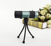 Monocular Boshile 15-75x25 zoom telescope binoculars high-powered night vision HD Pocket travel hunting football  free tripod