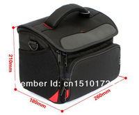 New Camera Case Bag For Canon DSLR Rebel 450D 5D 50D 500D 550D 5DII 5DIII 6D 60D 60Da 600D 650D 7D SX30 SX20 Camera/Video Bags