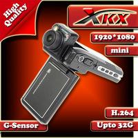 Free Shipping Full Hd 1920x1080p mini F900 Car DVR High Quality Recorder Stable and Durable  Camera Video Recorder Black Box