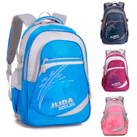 large capacity primary school students bag girls double-shoulder book bags korean style light high quality backpack