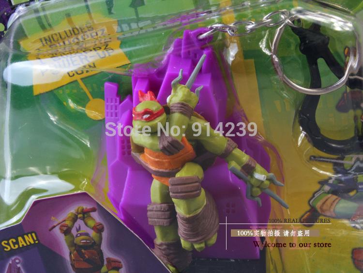 Ninja kiwi free online games mobile games tower - Ninja Turtles Pvc Action Figures Model Toys Dolls 8pcs Set New In Box