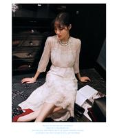 wholesale 2014 women vintage embroidery elegant lace dress