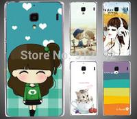 Xiaomi hongmi, xiaomi hongmi 1s Case Cover / Hot Selling Colored Drawing Case for xiaomi hongmi 1s, free screen protector