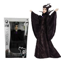 Faddish Latest 2014 Movie Sleeping Beauty Maleficent Princess Aurora Maleficent  Doll Free Shipping