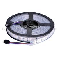 AX-5050-102RGB 120W 7200lm 120-SMD 5050 Double Rows Tube Covered RGB Light Strip (12V / 5m)