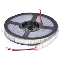 AX-5050-102WW 120W 6500K 7200lm 120-SMD 5050 Double Rows Cool White Light Strip (12V / 5m)