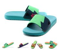 Free shipping new 2014 Solarsoft KD Slide men Sandals Kevin Durant mens Flip Flops