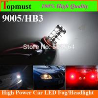 10 x Xenon 9006  led Headlight bulb Canbus Light White 6000K 540LM 12VDC 9012 HB4 LED Canbus Error Free For Fog DRL Lights Lamps