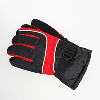 2014 New Winter outdoor ski gloves waterproof male Women slip-resistant thickening cotton thermal sports gloves