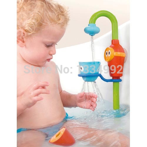 kids fashion hot sale favorite baby bath toys play taps. Black Bedroom Furniture Sets. Home Design Ideas