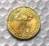 Poland GOLD COIN COPY FREE SHIPPING